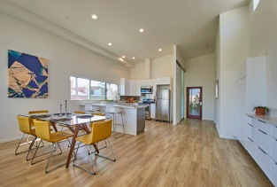 Penthouse Kitchen and Dining